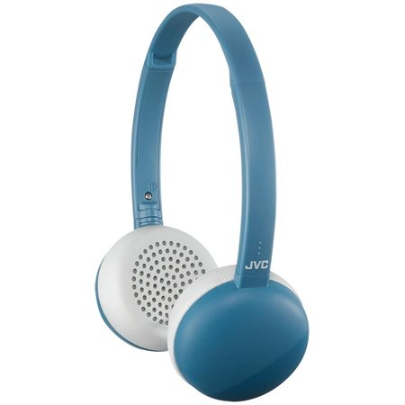 Casque d'écoute bluetooth HA-S20BT bleu