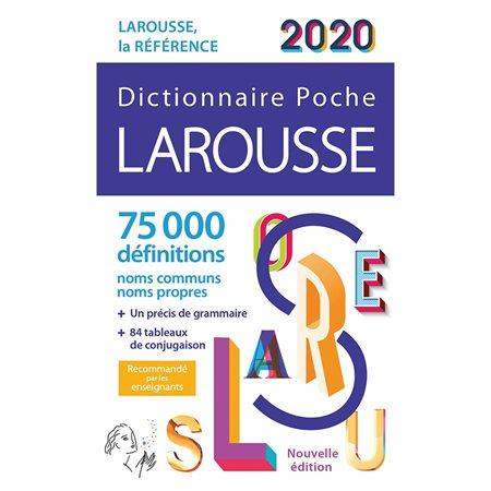 Larousse poche 2019 Dictionary