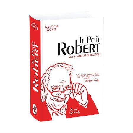 Le Petit Robert de la langue française 2019 Dictionary