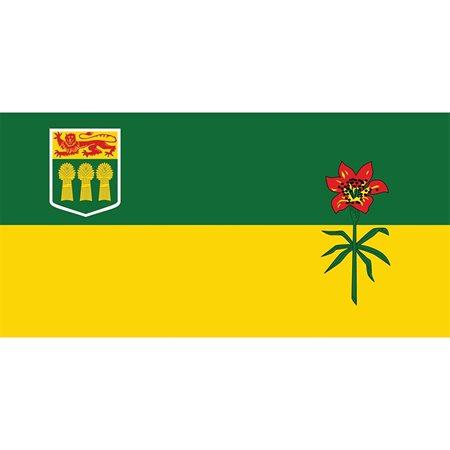 Drapeaux des provinces et territoires canadiens Saskatchewan