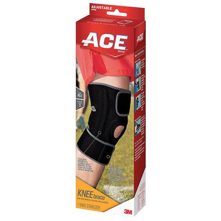 ACE™ Knee Brace with Dual Side Stabilizers