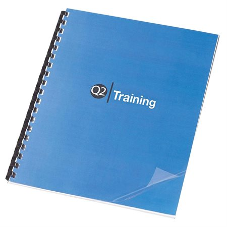 Clear View® Binding Covers