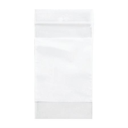 Sacs à glissière refermable
