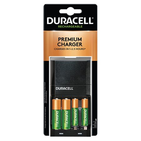 Chargeur Duracell haut de gamme