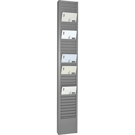 Heavy-duty Swipe Card Rack