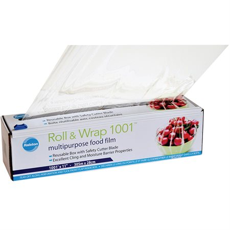 Roll & Wrap 1001™ Food Film