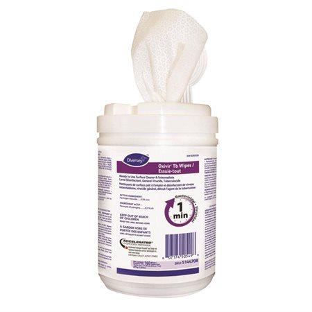 Lingettes désinfectantes Oxivir® Tb