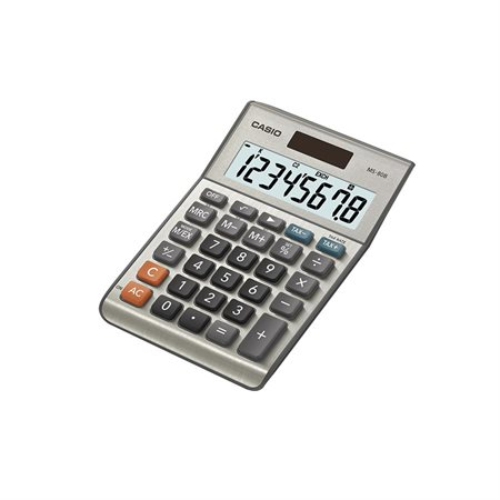 MS80B Solar Pocket Calculator