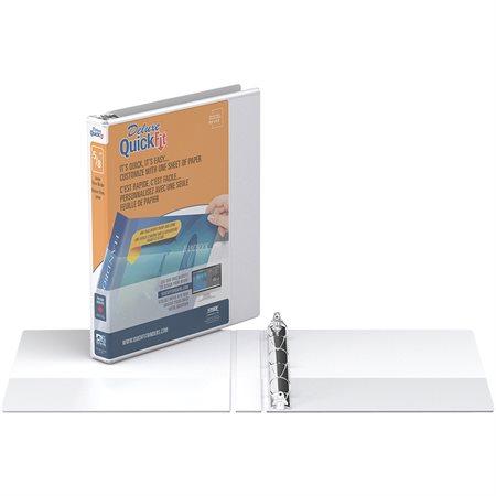 Deluxe QuickFit® Heavy-Duty Jr. Presentation Binder
