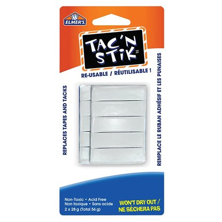 Tac'N Stik Adhesive Putty