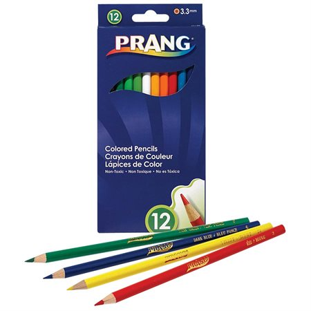 Prang® Colouring Pencils