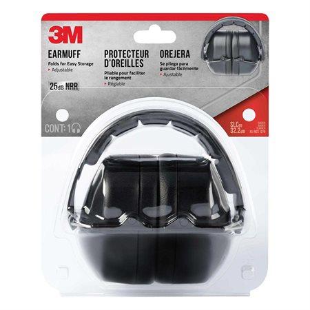 Protecteur d'oreilles pliable