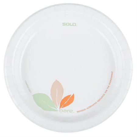 Assiette Bare® Eco-Forward® 6""