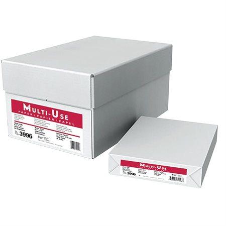 Papier à usage multiple Boîte de 5000 (10 paquets de 500) légal