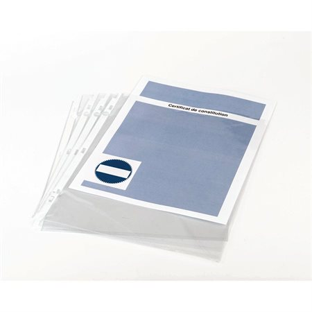 Transparent Page Holder
