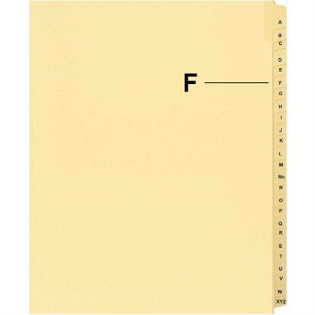 Index juridique alphabétique Offix®