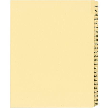 Index juridique numérique séquentiel Offix®
