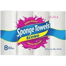 Essuie-tout Sponge Towel® Écono pqt 8