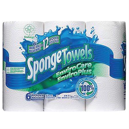 Essuie-tout Sponge Towels® EnviroCare®