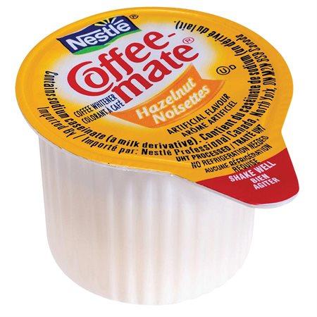 Colorant à café Coffee-Mate® Boîte de 180 portion de 11 ml. noisette