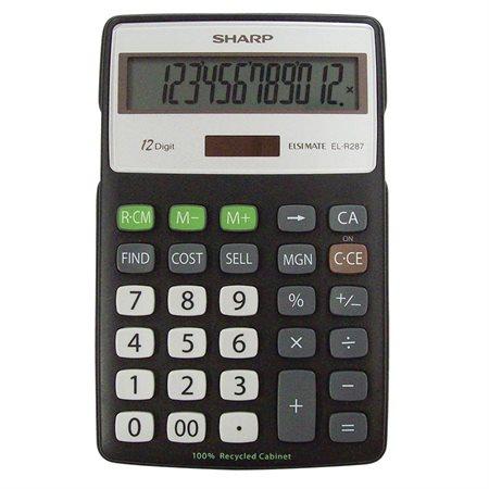 Calculatrice de bureau EL-R287