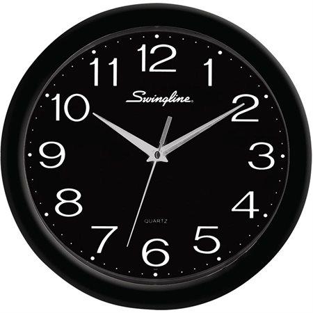 Horloge murale noir