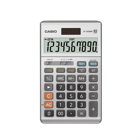 Calculatrice de poche JF-100BM