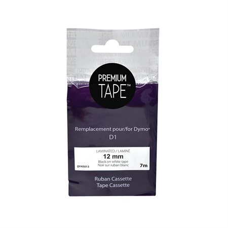 Compatible Tape Cassette for Dymo® Labeller