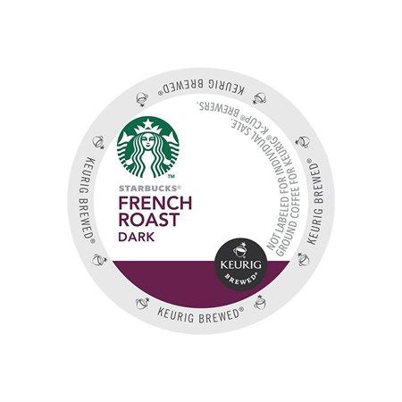 Café Starbucks® torréfaction française