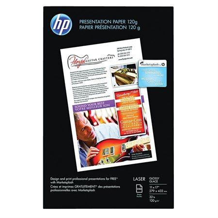 Papier pour présentation Premium tabloïde