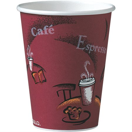 Bistro® Hot Drink Paper Cups