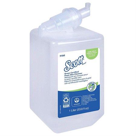 Nettoyant en mousse Scott® pour la peau