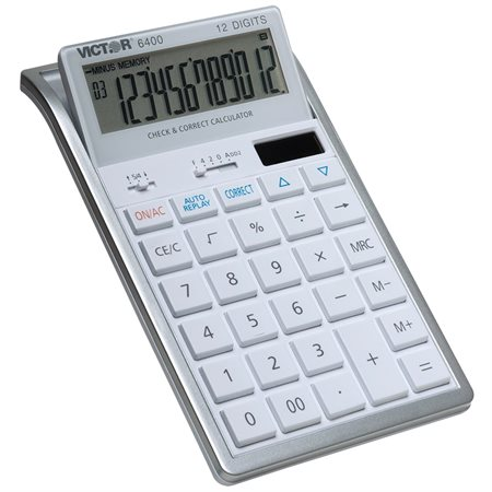 Calculatrice de bureau professionnelle 6400