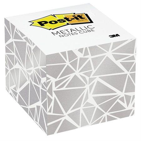 Post-it® Metallic Self-Adhesive Notes