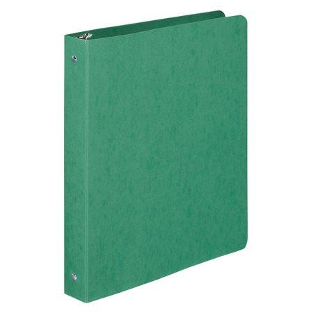 Reliure Presstex® 1 po. - 175 feuilles vert