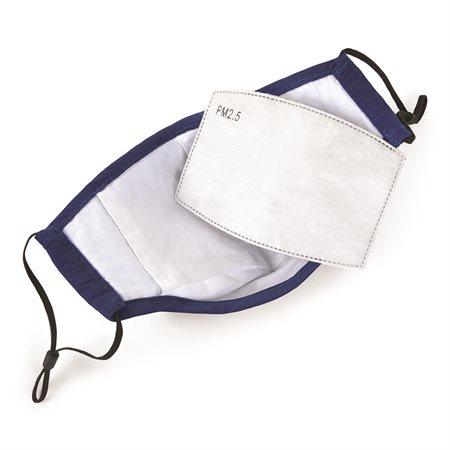 Paquet de 10 filtres pour masque réutilisable