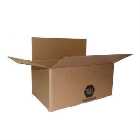 Boîte Kraft imprimée