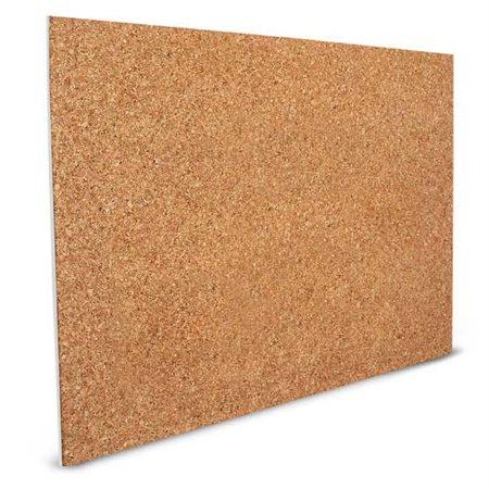 Light Cork Board