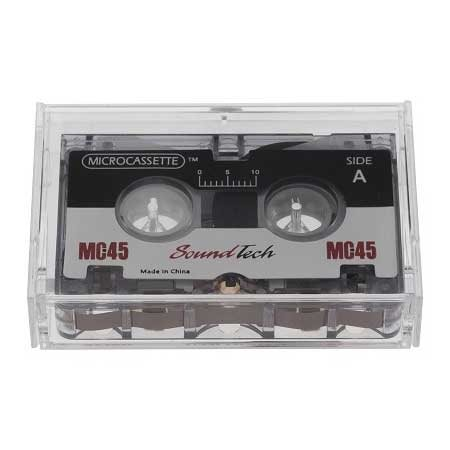 445 minutes Micro-Cassette
