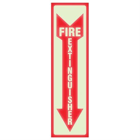 """Enseigne """"Fire Extinguisher"""""""