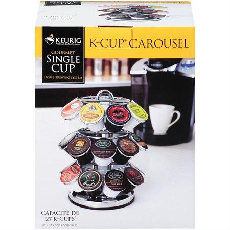 Caroussel pour dosettes K-Cup®