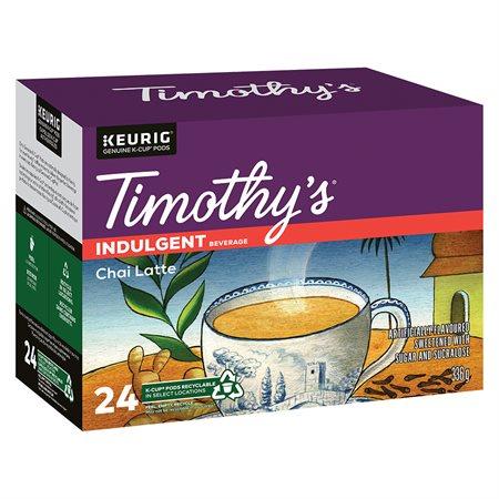 Timothy's® Tea in K-cups