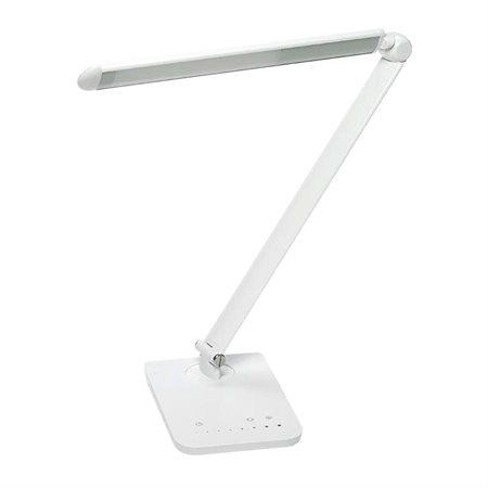 Lampe de bureau Vamp blanc
