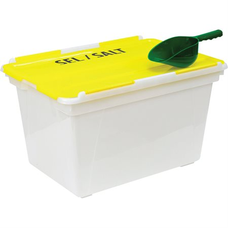 Salt Bin with Scoop