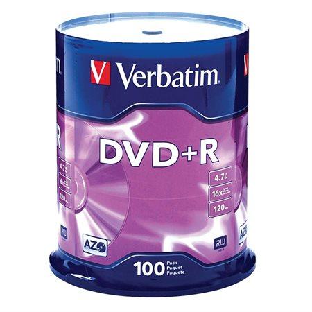 Disque inscriptible DVD+R 16x