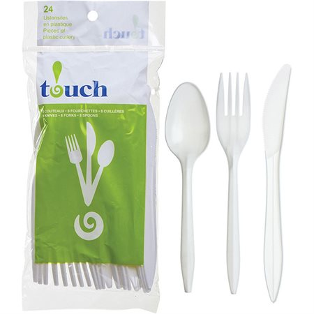 Touch Plastic Cutlery