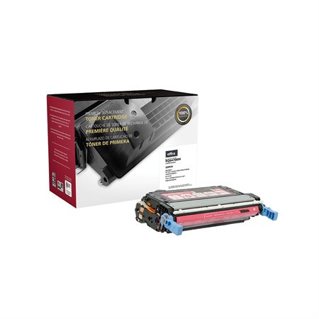 Cartouche toner remise à neuf (Alternative à HP 643A)