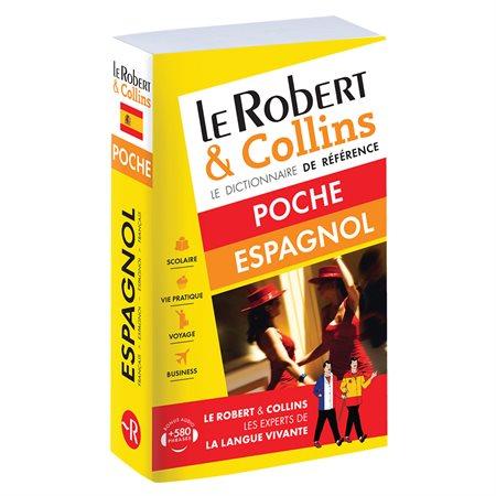 Dictionnaire de poche Le Robert & Collins français-espagnol