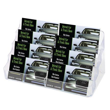 Porte-cartes professionnelles comptoir