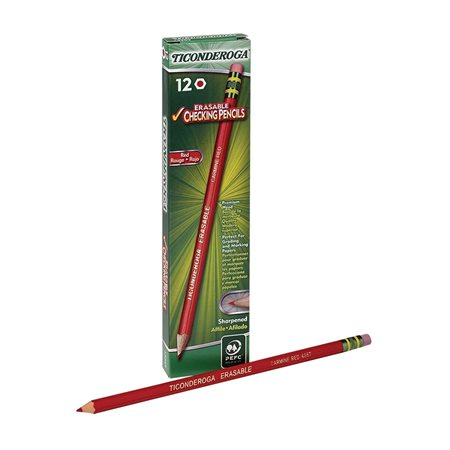 Ticonderoga Erasable Pencil